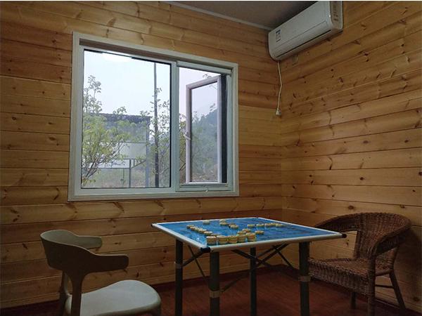 森林木屋休闲